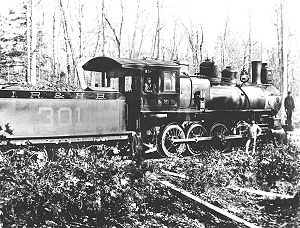 Iron Range and Huron Bay 4-8-0