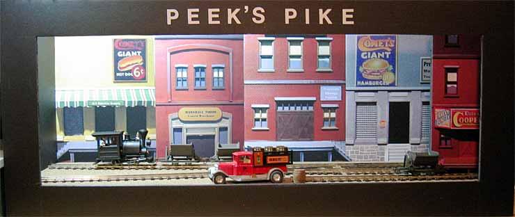 """Carl's """"Peek's Pike"""""""