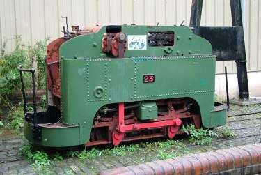 Guinness 0-4-0T No.23/1920 1ft 10in gauge