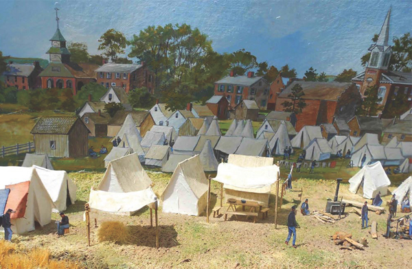 Union Camp, Culpepper VA by Brian G Kammerer