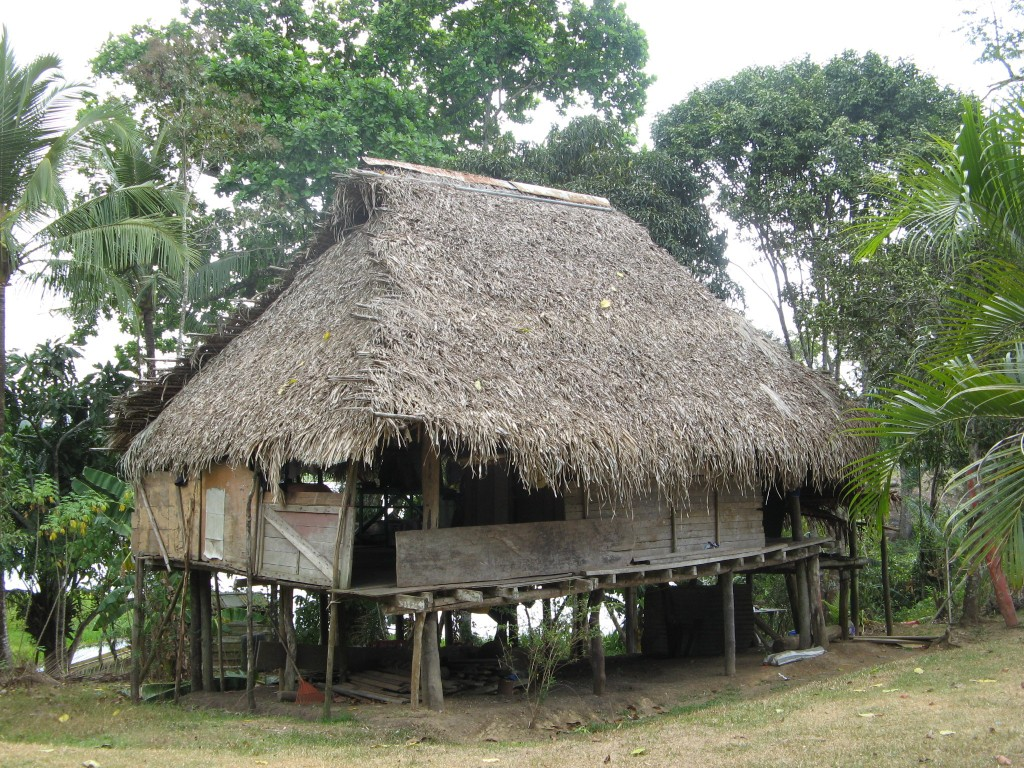 Original Flog hut