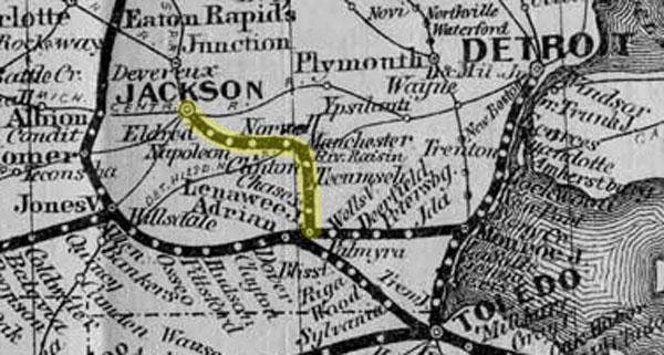 Palmyra and Jacksonburgh