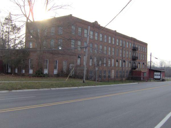 Clinton Woolen Mill