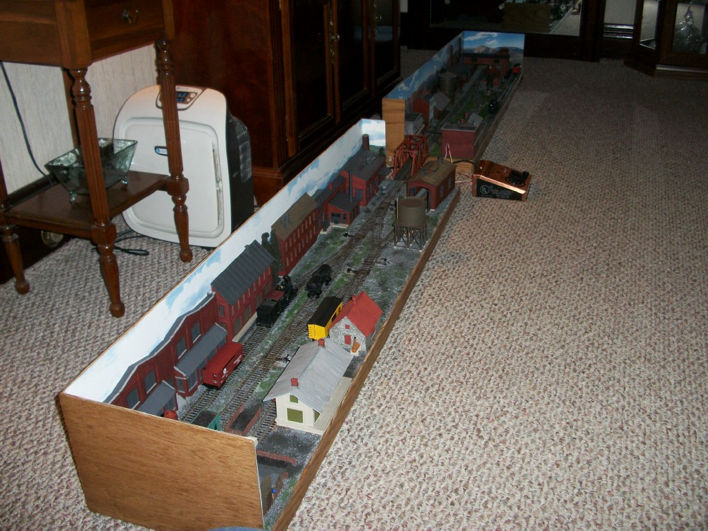 Layout Spotlight Small Model Railroads