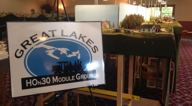 Layout Spotlight – Great Lakes HOn30 Modular Group