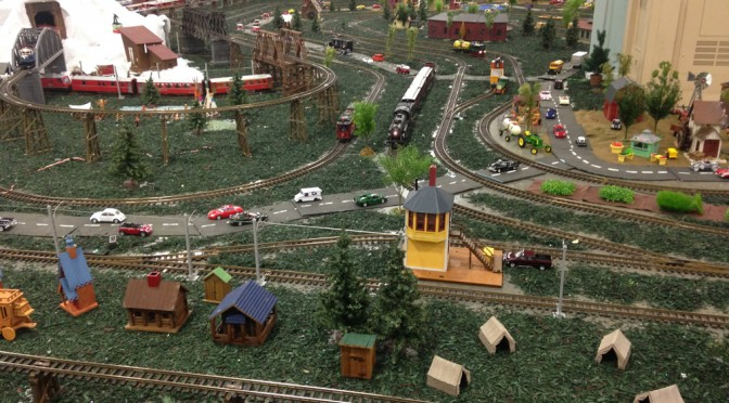 A Trip to Trainfest