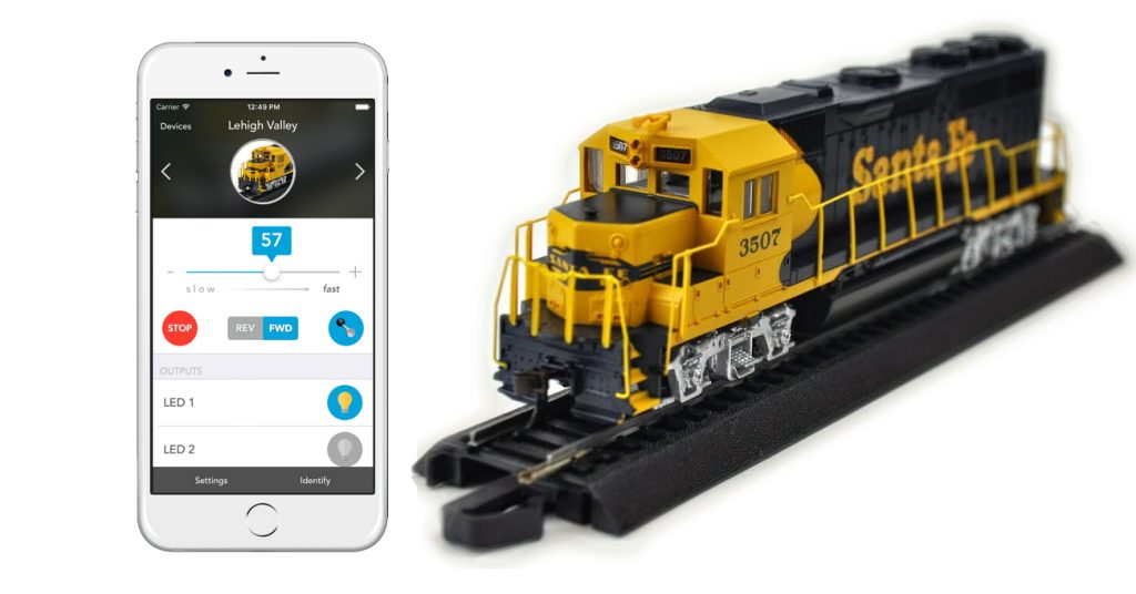 Monocacy Trains Bluetooth Product