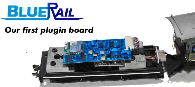 Bluerail Trains Board About To Ship #bluerailtrains #modelrailroad
